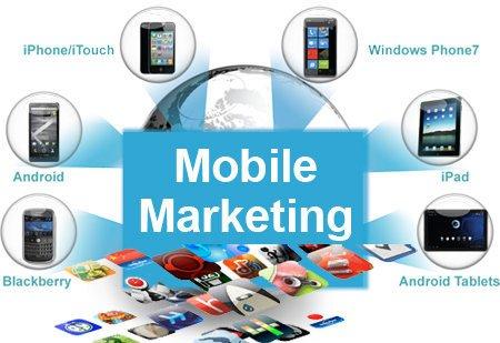 Xu hướng tất yếu của Mobile marketing Việt Nam