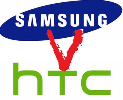 """Samsung bị phạt vì """"chơi xấu"""" HTC tại Đài Loan"""