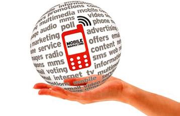 châu Á - tương lai của mobile marketing