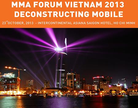 Diễn đàn Mobile Marketing toàn cầu 2013