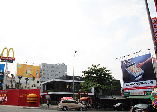 mcdonalds Vietnam