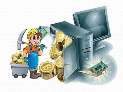 khai thác Bitcoin