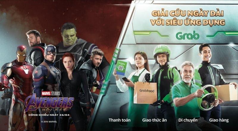 """Avengers: ENDGAME và các chiêu trò """"ăn theo"""" của các thương hiệu"""