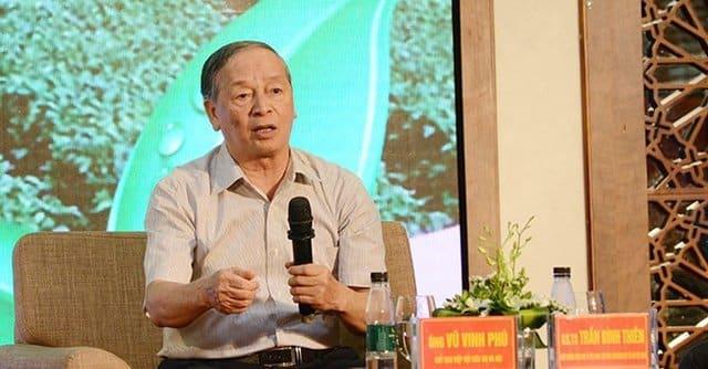 Chuyên gia kinh tế Vũ Vinh Phú
