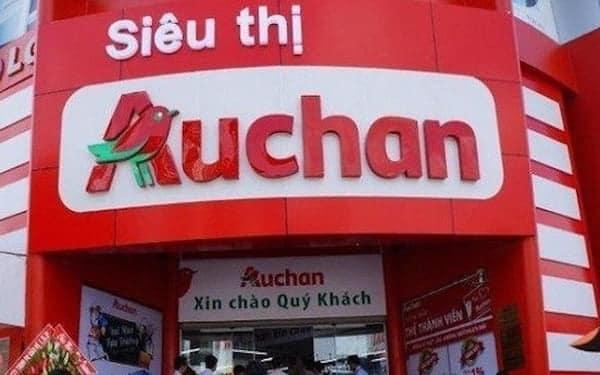 Nguyên nhân nào khiến Auchan quyết định rút lui khỏi Việt Nam