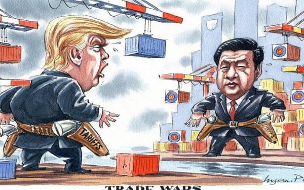 chiến tranh thương mại Mỹ - Trung